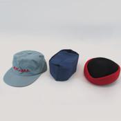 職業帽(キャップ揃い、板前、ガイド)