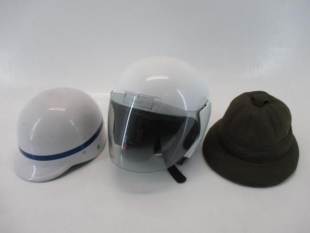 ヘルメット(通学用、バイク用)探検帽