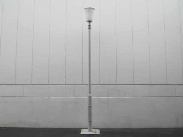 外灯モダンタイプ(頭) 外灯共通支柱B