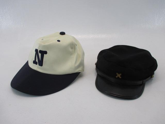 帽子(野球、学生)