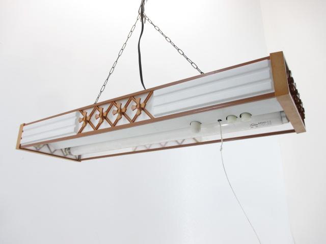 和風吊り電灯 36