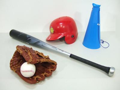野球用品、メガホン