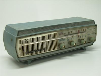 真空管ラジオ45