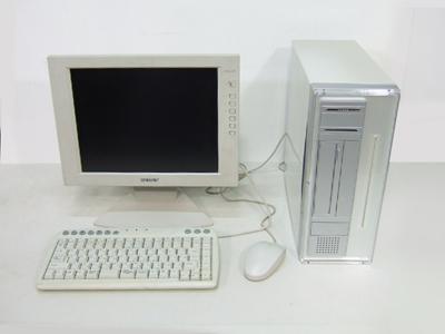 パソコンセット