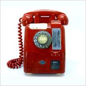 公衆電話機17