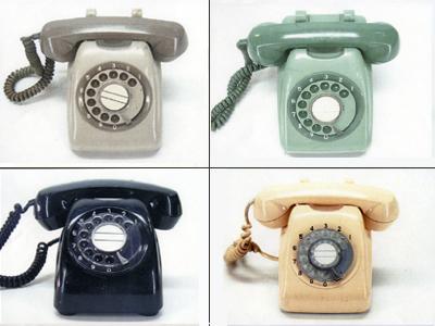 電話機(600型)