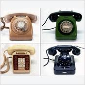 外国製電話