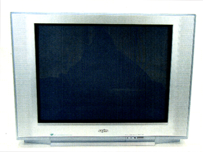 29型フラットブラウン管テレビ01
