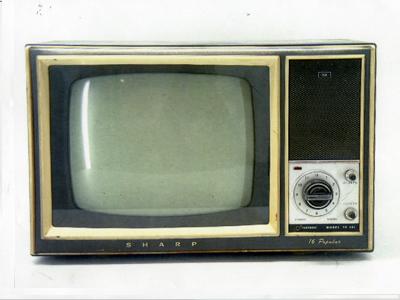 旧型テレビ09