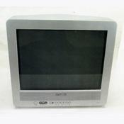 21型フラットブラウン管テレビ01